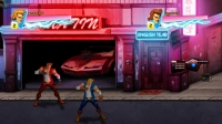 Double Dragon: Neon играть по сети и интернету Онлайн