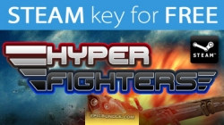 Раздача HYPER FIGHTERS от Indie Gala